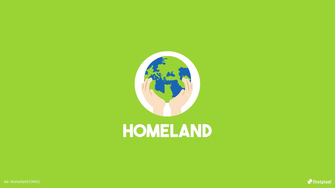 logo ong homeland