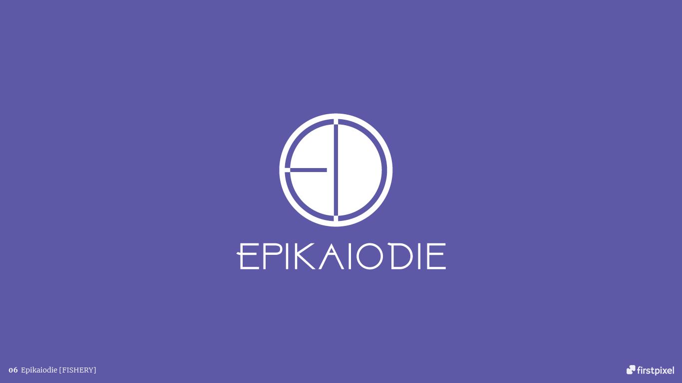 logo pescarie epikaiodie