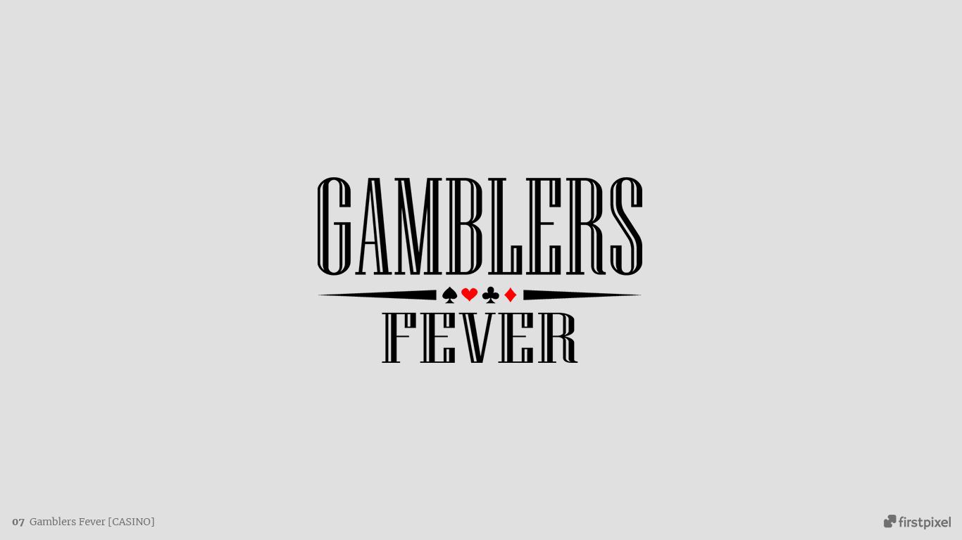 logo sala de jocuri de noroc cazino gamblers fever