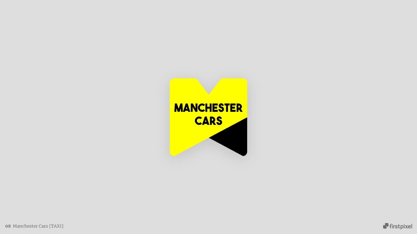 logo taxi manchester cars