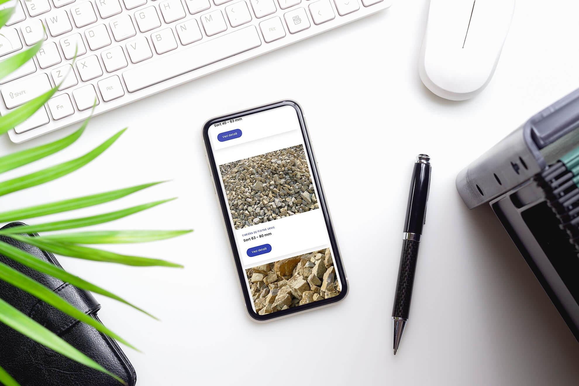 design site cariera de piatra beius produse din piatra naturala